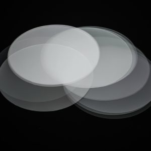 Hamburger Discs White 100mm 4′ (20,000 per Ctn)